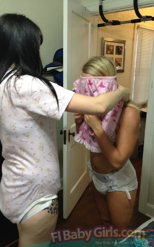 Adult baby forced hypnosis